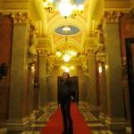 Národní divadlo hallway