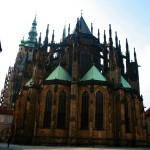 Gothic St Vitus Cathedral