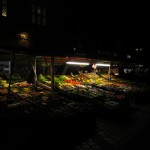 Markets at night