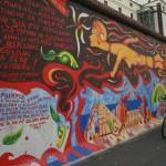 Berlin Wall graffiti I