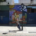 Zelaya street art