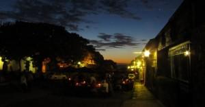 Last Uruguayan sunset
