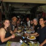 Lunch in Luján