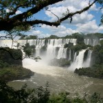 Beautiful Iguazú Falls